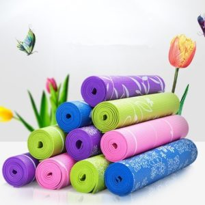 Attractive Non-Slip Yoga Mat with Bag01