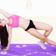 Attractive Non-Slip Yoga Mat with Bag03