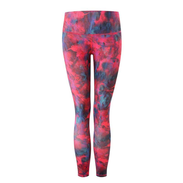 Chic Printed Yoga Leggings01