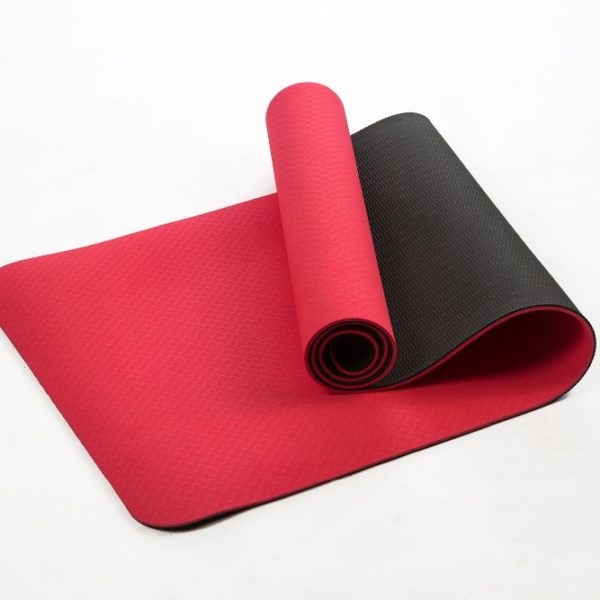 Extra Thick Anti-Slip and Anti-Tear Yoga Mat03