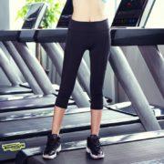 Funky Mesh Yoga Leggings with Side Pocket01