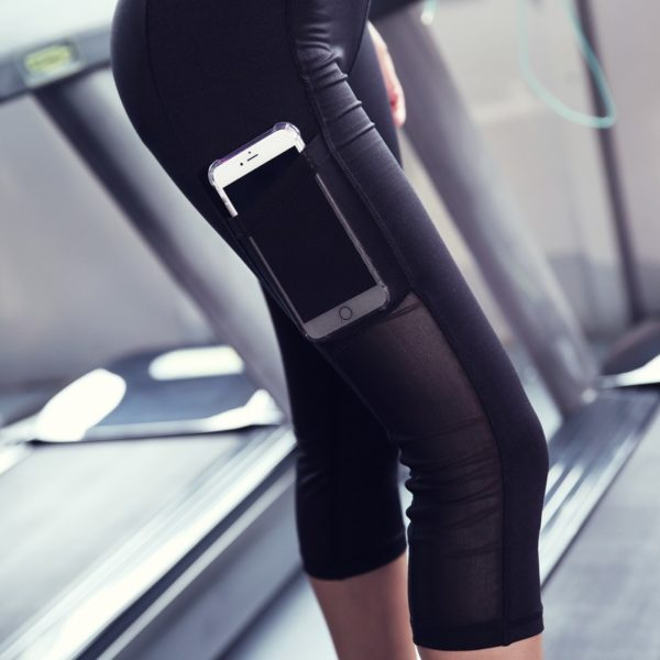 Funky Mesh Yoga Leggings with Side Pocket02
