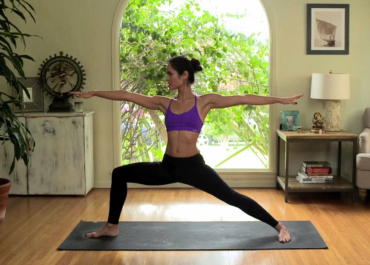 How to Start a Yoga Practice at Home Safely