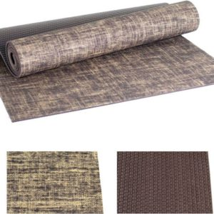 Organic Jute Yoga Mat with Durable Carry Bag01