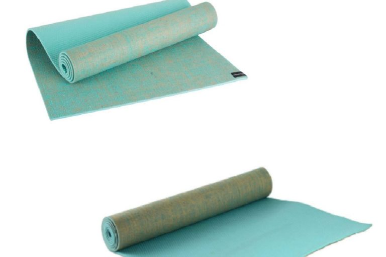 Organic Jute Yoga Mat with Durable Carry Bag02