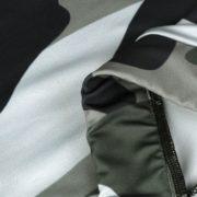 Trendy Camo Yoga Leggings with Mesh Panels03